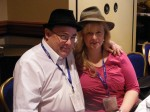 ST and me in the Axis of Fedora