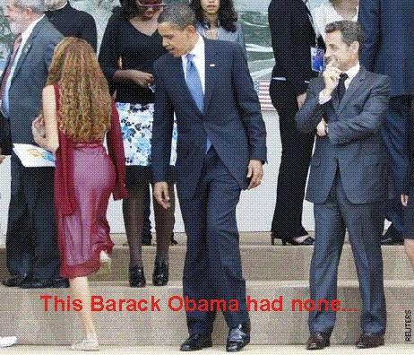 Obama none girl
